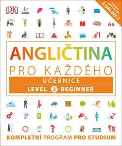 Obrázok Angličtina pro každého Učebnice úroveň 2