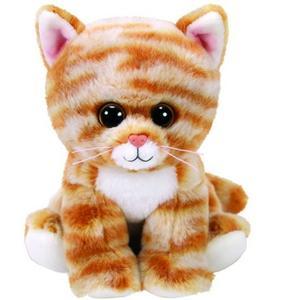 Obrázok Beanie Boos Cleo zrzavá kočka 15 cm