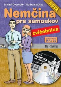Obrázok Nová nemčina pre samoukov cvičebnica + CD