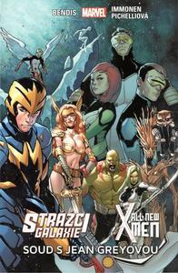 Obrázok Strážci galaxie New X-Men Soud s Jean Greyovou