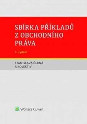 Obrázok Sbírka příkladů z obchodního práva