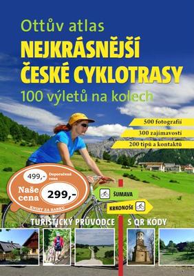 Ottův atlas Nejkrásnější české cyklotrasy