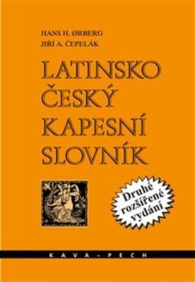 Obrázok Latinsko-český kapesní slovník
