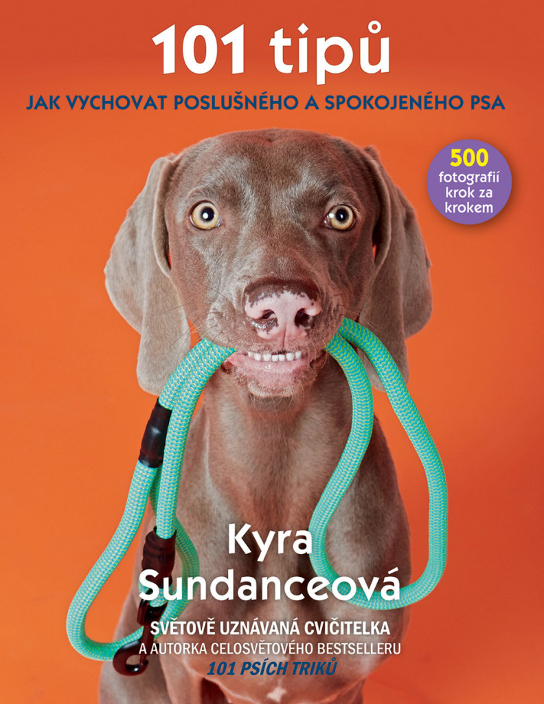 101 tipů jak vychovat poslušného a spokojeného psa - Kyra Sundanceová