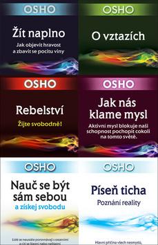 Žít naplno Komplet 6 knih - Osho