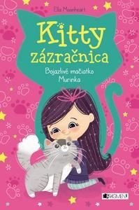 Obrázok Kitty zázračnica Bojazlivé mačiatko Murinka