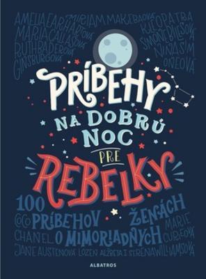 Obrázok Príbehy na dobrú noc pre rebelky