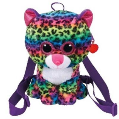 Obrázok Ty Gear batůžek Dotty leopard 25 cm