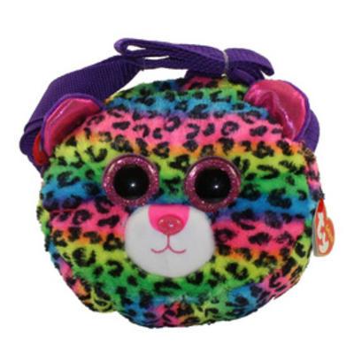 Obrázok Ty Gear kabelka Dotty leopard 15 cm