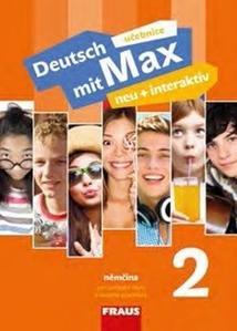 Obrázok Deutsch mit Max neu + interaktiv 2 učebnice