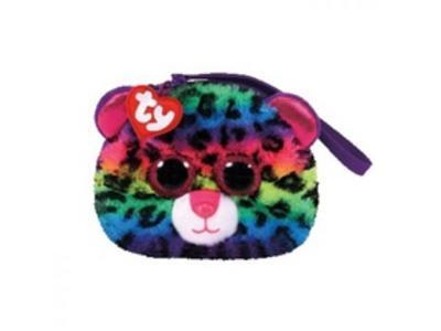 Obrázok Ty Gear peněženka Dotty leopard 10 cm