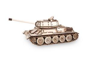 Picture of Dřevěný mechanický model Tank T34
