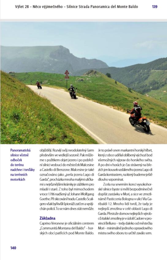 Nejkrásnější alpské silnice pro motorkáře  6844eff622