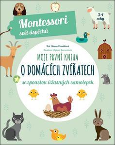 Obrázok Moje první kniha o domácích zvířatech