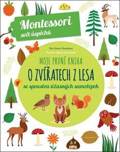 Obrázok Moje první kniha o zvířatech z lesa