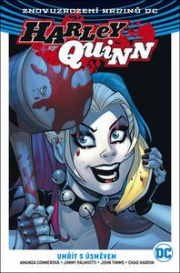 Obrázok Harley Quinn 1 Umřít s úsměvem