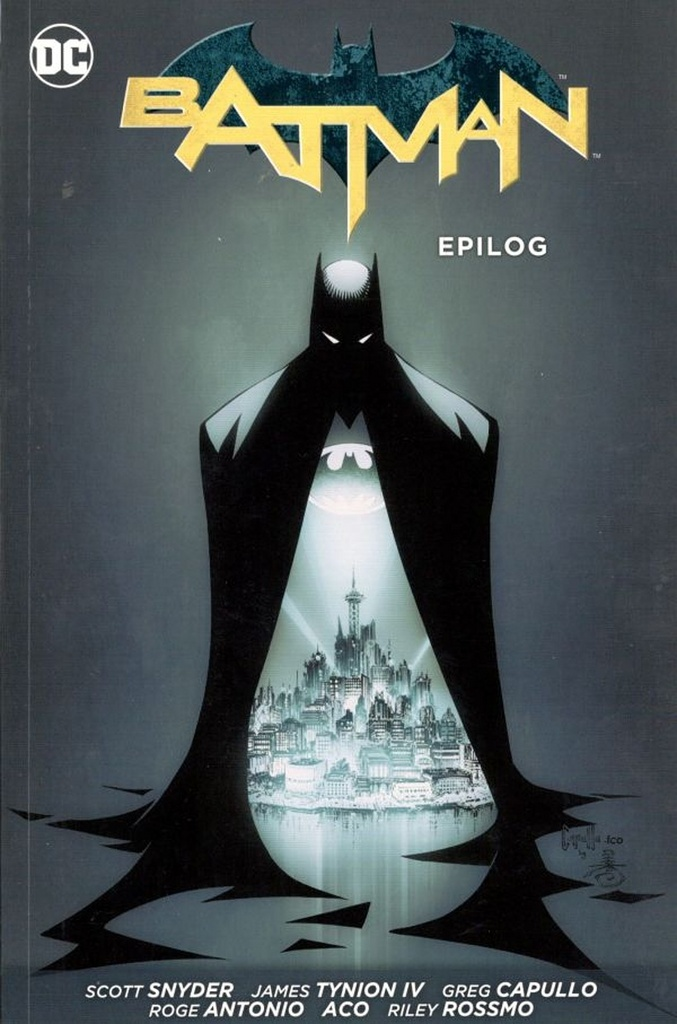 Batman Epilog - Scott Snyder, James Tynion IV