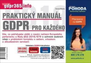 Obrázok Praktický manuál GDPR pro každého