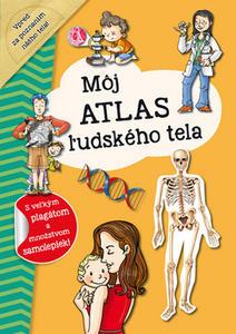 Obrázok Môj atlas ľudského tela