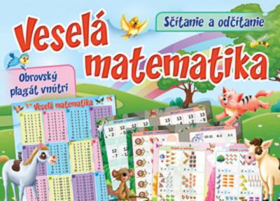 Obrázok Veselá matematika
