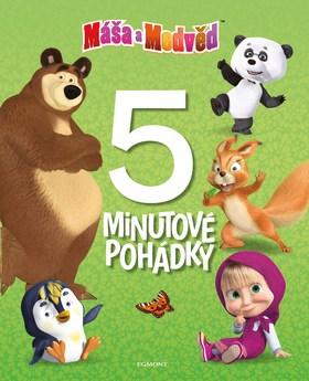 Máša a medvěd 5minutové pohádky