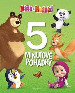 Obrázok 5minutové pohádky Máša a medvěd