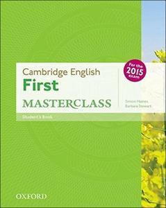 Obrázok Cambridge English First Masterclass