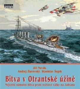 Obrázok Bitva v Otrantské úžině