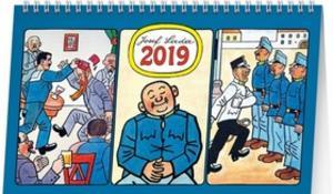 Obrázok Josef Lada Švejk 2019 - stolní kalendář