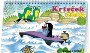 Obrázok Krteček 2019 - stolní kalendář