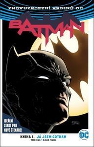 Obrázok Batman Já jsem Gotham (1)