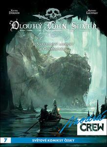 Obrázok Modrá Crew 7 Dlouhý John Silver 3+4