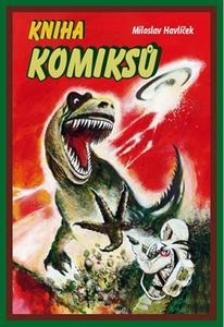 Obrázok Kniha komiksů