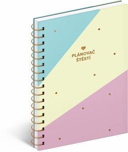 Obrázok Denní diář Plánovač štěstí v dárkovém balení