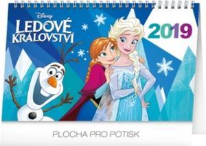Obrázok Frozen -  Ledové královst- stolní kalendář 2019