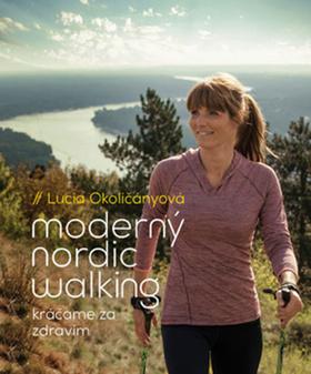 SLOVART Moderný nordic walking - Lucia Okoličányová
