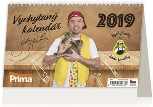 Obrázok Vychytávky Ládi Hrušky - stolní kalendář 2019
