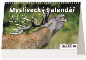 Obrázok SK19 Myslivecký kalendář