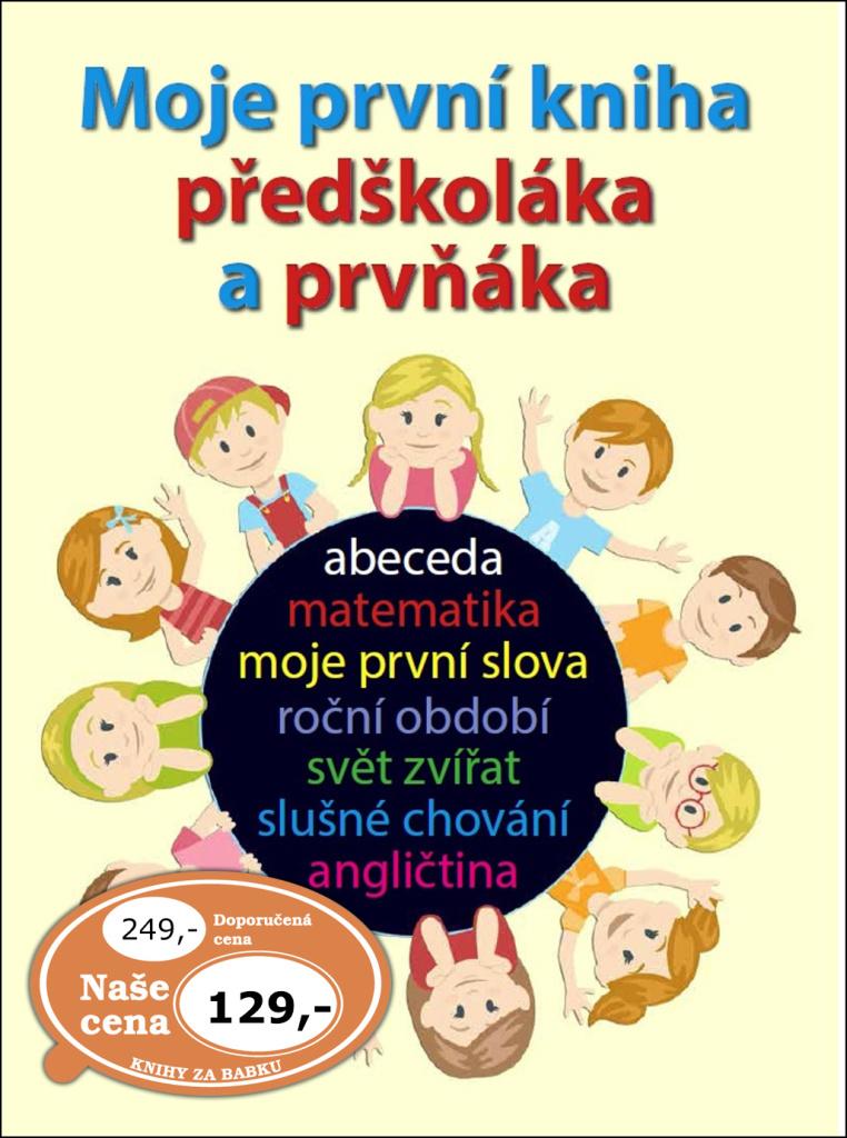 Kulihrasek prvni kniha predskolaka  9bbcdec816