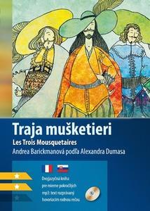 Obrázok Traja mušketieri Les Trois Mousquetaires (Obsahuje CD)