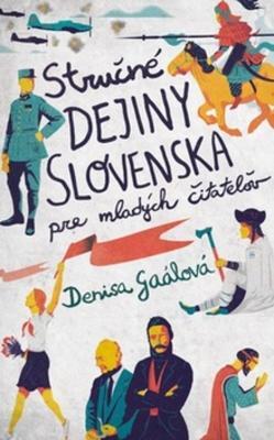 Obrázok Stručné dejiny Slovenska pre mladých čitateľov