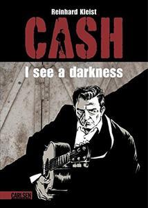 Obrázok Johnny Cash I see a darkness