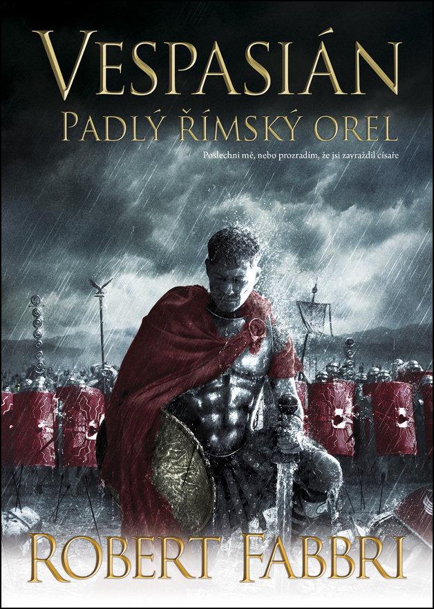 Vespasián Padlý římský orel (4) - Robert Fabbri