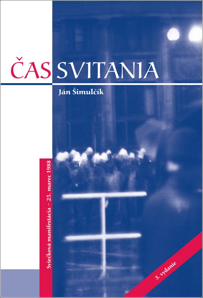 Čas svitania - Ján Šimulčík
