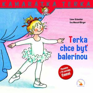 Obrázok Terka chce byť balerínou (Kamarátka Terka 21. diel)
