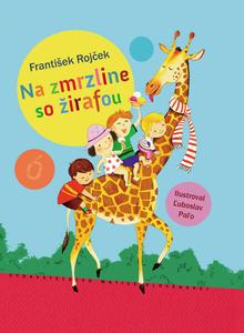 Obrázok Na zmrzline so žirafou