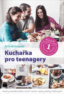 Obrázok Kuchařka pro teenagery