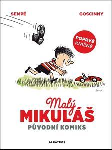 Obrázok Malý Mikuláš Původní komiks