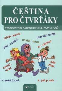 Obrázok Čeština pro čtvrťáky