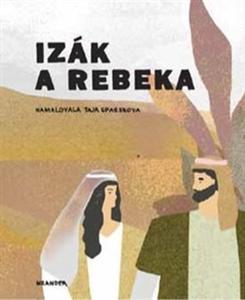 Obrázok Izák a Rebeka